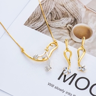 Picture of  Daily Classic Necklace And Earring Sets 1DL050647S