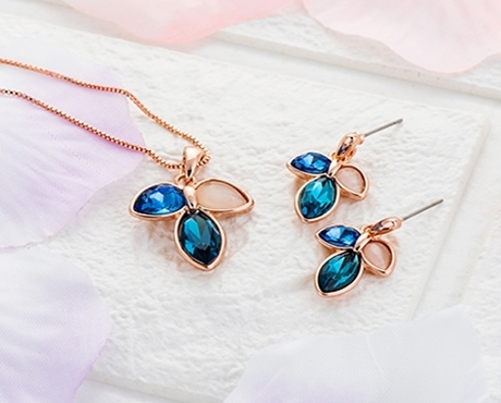 Picture for category Classic- Elegant Crystal Jewelry