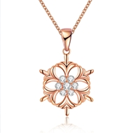 Show details for  Small Others Pendant Necklaces 3LK053774N