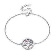 Show details for  Swarovski Element Others Fashion Bracelets 3LK053896B
