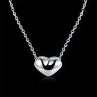 Picture of Casual Platinum Plated Pendant Necklace with Speedy Delivery