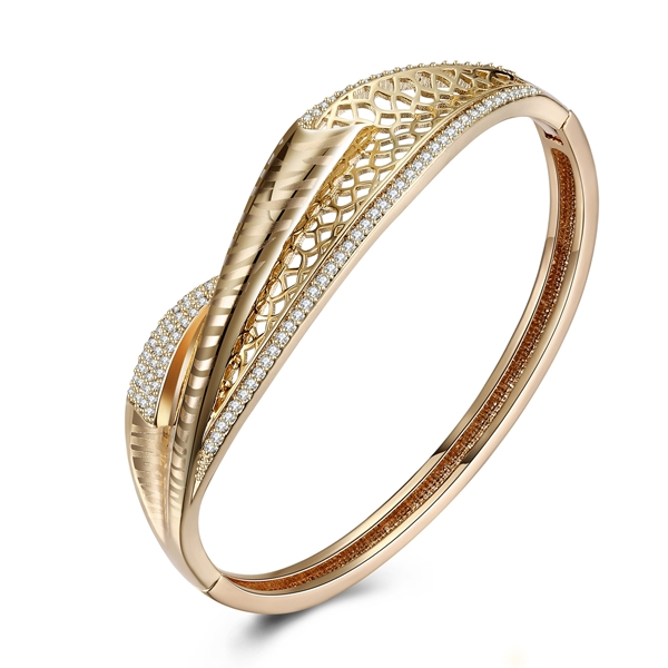 Picture of Casual Dubai Fashion Bangle For Your Occasions