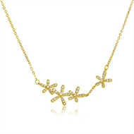 Picture of Delicate White Pendant Necklace at Super Low Price