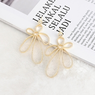 Picture of Luxury Big Dangle Earrings with Price