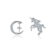Picture of Great Cubic Zirconia Casual Stud Earrings