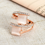 Picture of Great Opal Zinc Alloy Fashion Ring