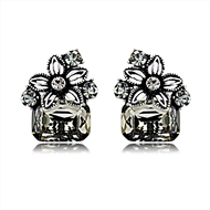 Picture of Classic Artificial Crystal Stud Earrings at Unbeatable Price
