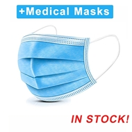 Show details for Disposable Protective Medical Face Mask 3 Layer Anti Virus Mask