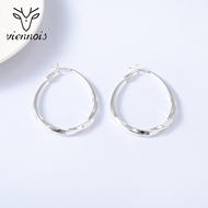 Picture of Recommended Gold Plated Casual Big Hoop Earrings from Top Designer