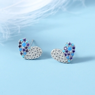 Picture of Simple Small Stud Earrings at Super Low Price