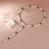 Picture of New Season Platinum Plated Classic Frame Chain with SGS/ISO Certification