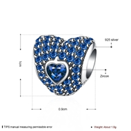 Picture of Excellent Small Cubic Zirconia Charm Bracelet with Full Guarantee