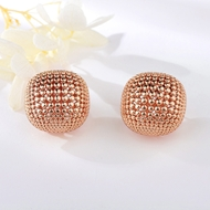 Picture of Copper or Brass Dubai Big Hoop Earrings at Super Low Price