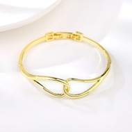 Picture of Designer Rose Gold Plated Classic Fashion Bracelet with Easy Return